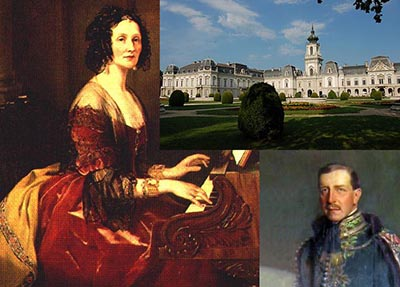 Lady Mary Douglas-Hamilton et al
